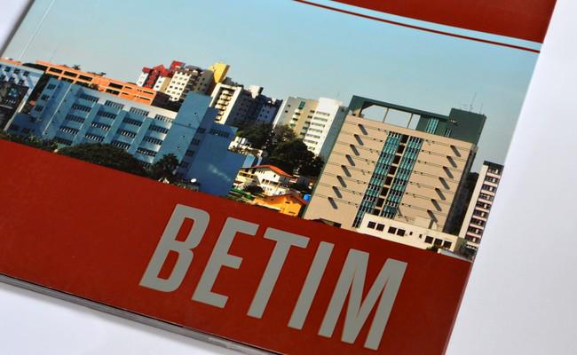 Book Prefeitura de Betim