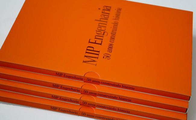 Livro 50 Anos MIP Engenharia