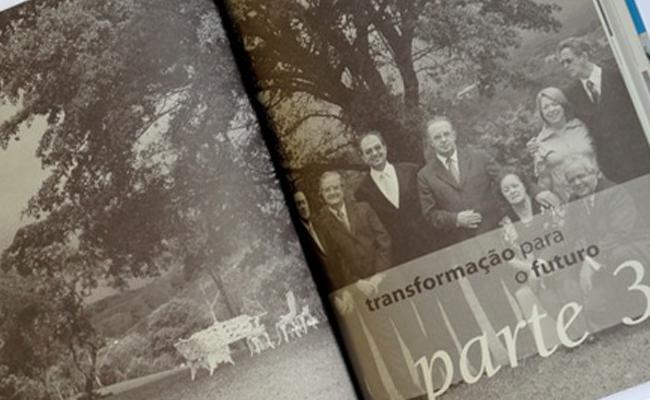 Livro 50 Anos Grupo Seculus