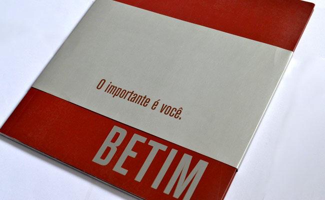 Capa Book Prefeitura de Betim