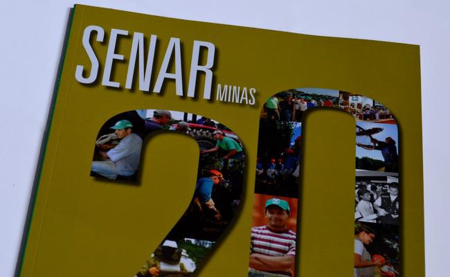 Revista Senar Minas 20 Anos