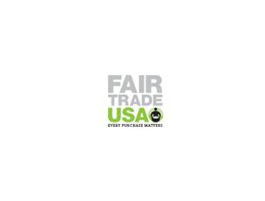 Logo Fair Trade